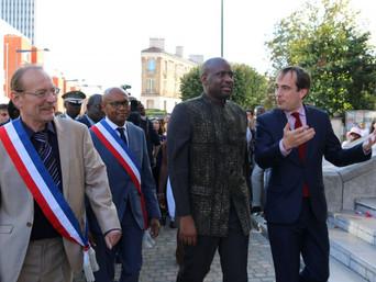 Réception du Premier Ministre du Mali à Montreuil