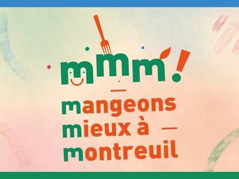Montreuil lance son projet de démocratie alimentaire avec une enquête sur les habitudes alimentaires
