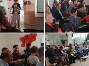 Programmation Pluriannuelle de l'Énergie #PPE : Mireille Alphonse et les élus présents au débat
