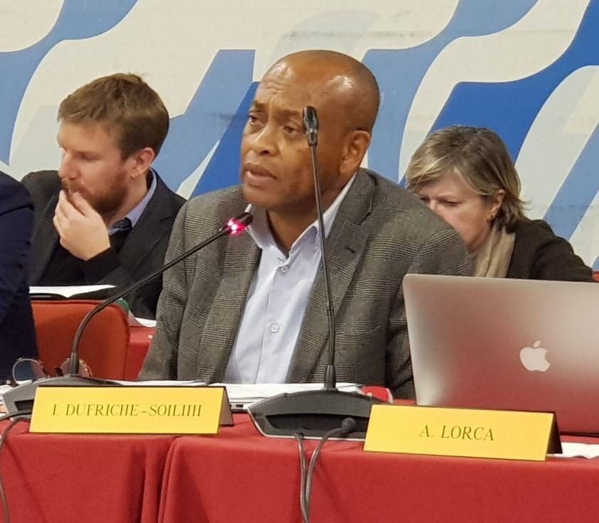 Concilier écologie et social : l'intervention d'Ibrahim Dufriche-Soilihi au Conseil Municipal du 12 décembre 2018