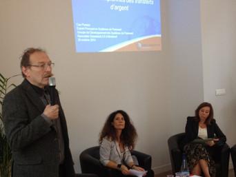 Projet Greenback 2.0 : Ateliers de réflexion et d'échange sur les transferts d'argent des migrants d
