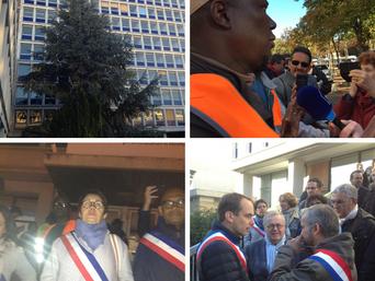 Réquisition de bureaux vides : appel au rassemblement devant l'AFPA à 18h30