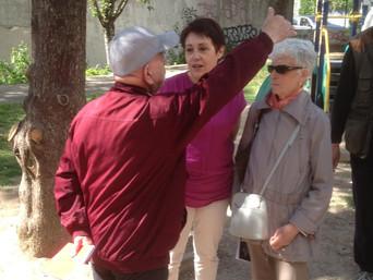 Au quartier Solidarité Carnot à l'écoute des habitant-e-s