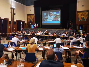 Conseil municipal : intervention de Wandrille Jumeaux au débat sur le rapport sur égalité femmes/hom