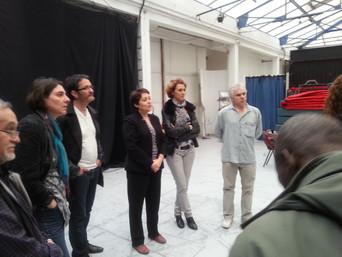 5 heures pour le climat et la COP21 à Montreuil : l'intervention d'Ibrahim Dufriche-Soilihi