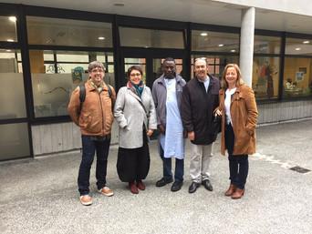 Montreuil reçoit l'association nationale des villes et territoires accueillants