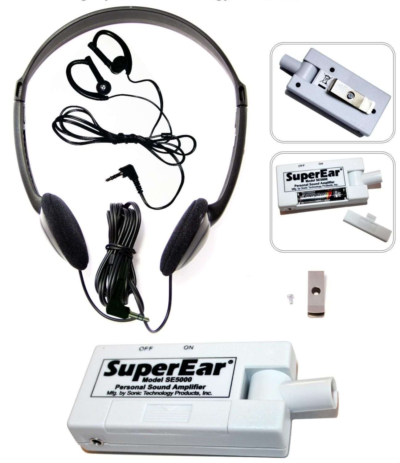 Sonic SuperEar SE5000