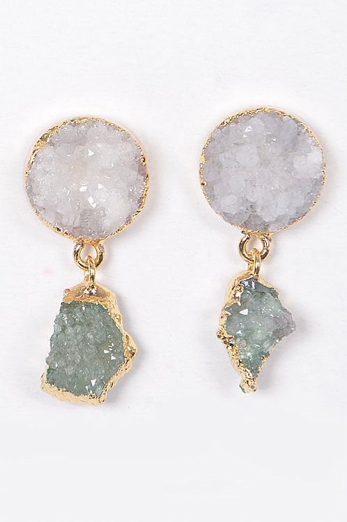 Zaina Stone Earrings
