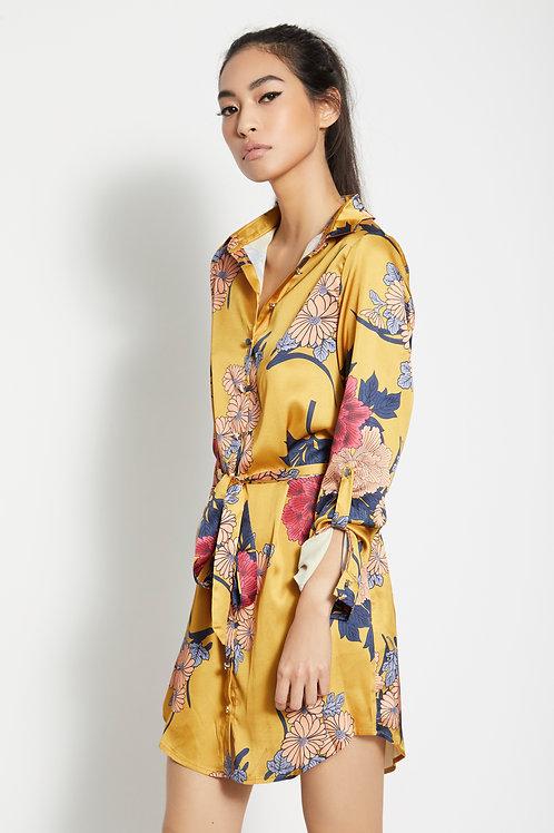 Paloma Belt Dress