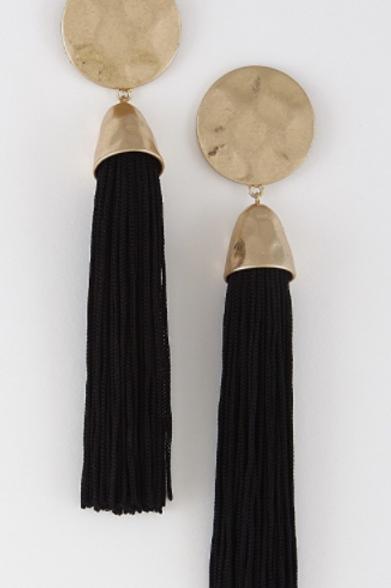 Nyra Tassel Earrings
