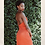 Thumbnail: Misa Slip Dress - BURNT ORANGE
