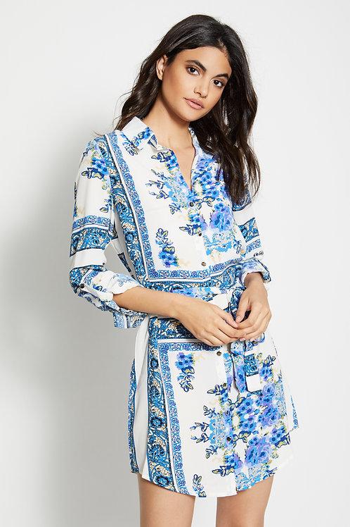 Petra Belt Dress