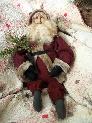 Old Wine Santa
