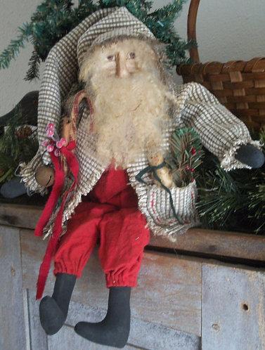 Saint Nick Santa