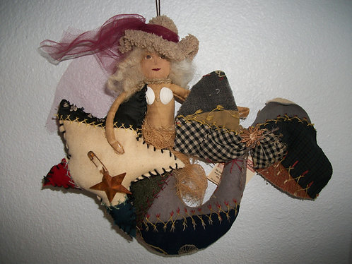 Claudia the Mermaid