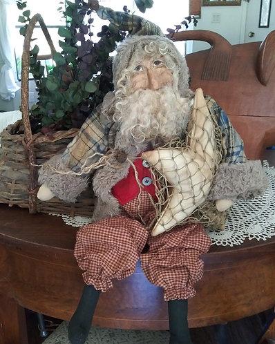 Santa and his Star