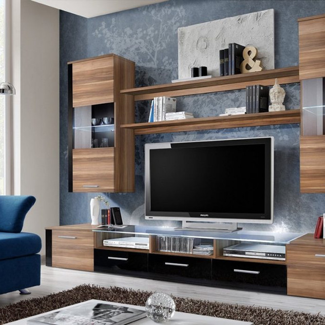 Large-Modern-TV-Entertainment-Unit-With-