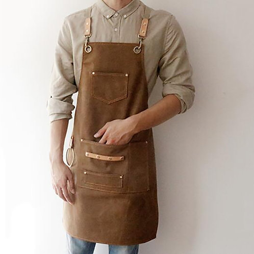 BBQ Canvas Apron
