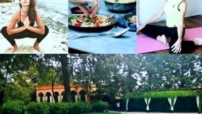 Retreat Yoga, Pilates & Food a Villa Bottini