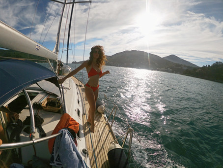 Fit&Sail: un indimenticabile weekend in barca a vela !