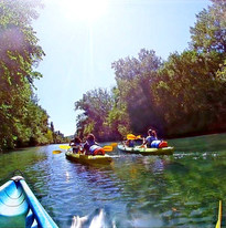 Kayaking experience in Provenza