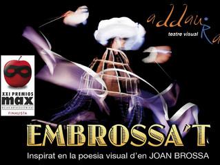 EMBROSSA'T finalista als PREMIOS MAX 2018