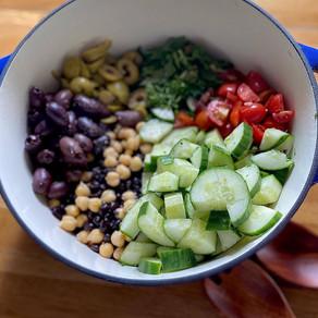 LIFE | Mediterranean Bean Salad