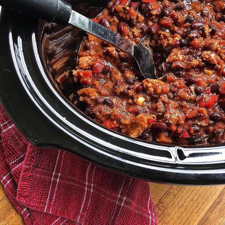 FUEL | Black Bean Chili