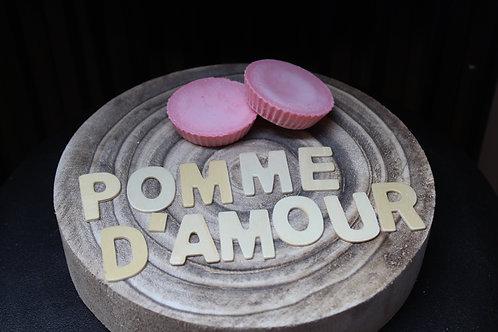 Fondant parfumé Pomme d'amour