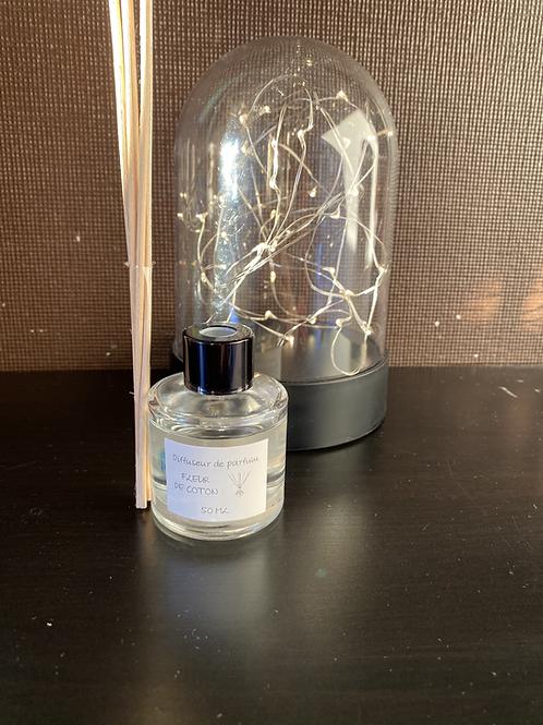 Diffuseur de parfum fleur de coton 50 ml