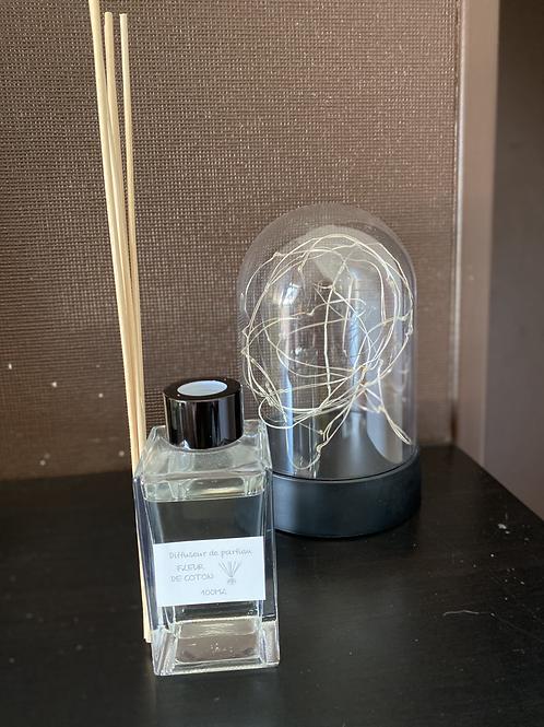 Diffuseur de parfum Fleur de coton 100ML