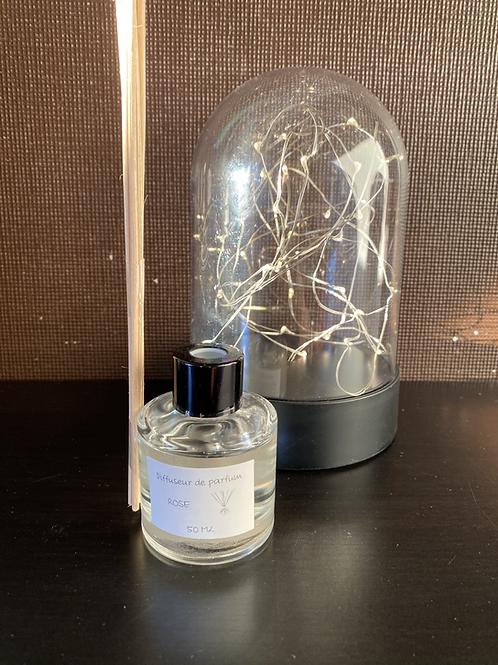 Diffuseur de parfum Rose 50 ml