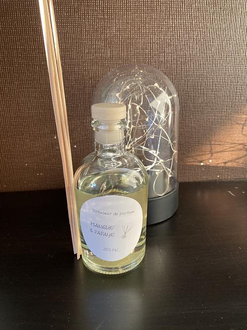Diffuseur de parfum Mangue papaye 250 ml