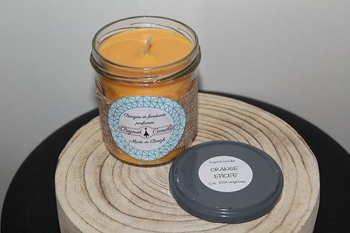 Bougie parfumée Orange épicée