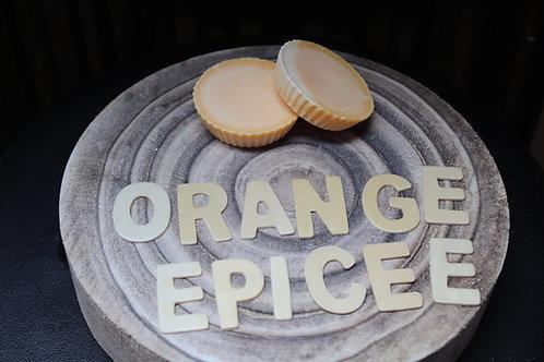 Fondant parfumé Orange épicée