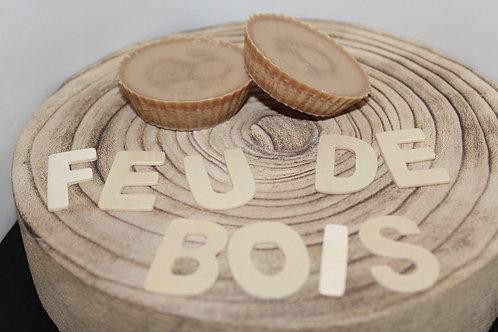 Fondant parfumé Feu de bois