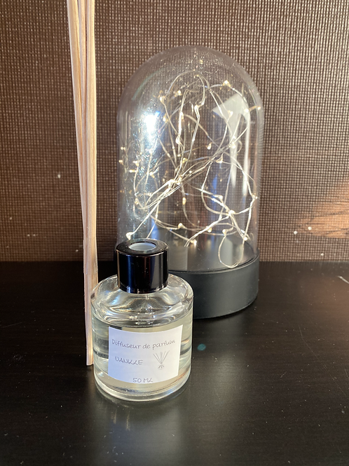 Diffuseur de parfum Vanille 50 ml