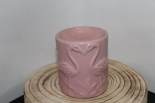 Brûleur flamant rose