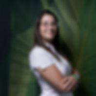 Receptionist Maria Elena