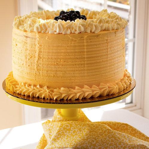 Lemon Blueberry Tall Cake