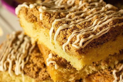 Cinnamon Coffee Crumb Butter Cake