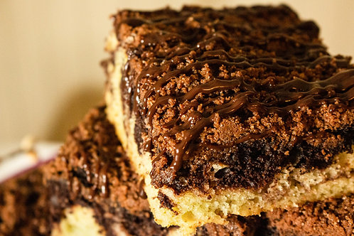 Marble Crumb Butter Cake