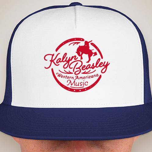 Kalyn Beasley Western Americana Music Trucker Hat