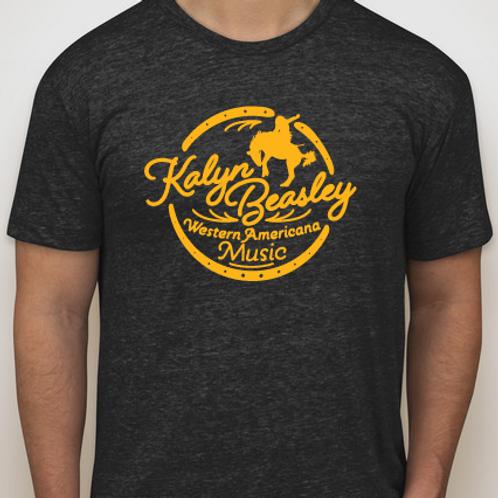 Kalyn Beasley Western Americana Music T-Shirt