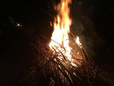 【緊急告知】2月3日ごんぱち焚き・・・