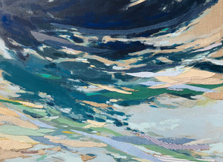 Beyond the Sea -                                      Solo Show at Corrigan Gallery