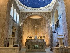 View From The Front Of The Nave