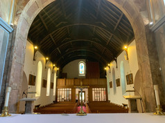 View from the Altar