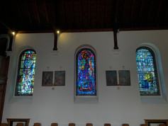 Stained Glass from the Monks of Pluscarden Abbey