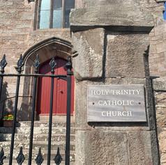 Most Holy Trinity, Crail